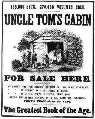 a literary analysis of uncle toms cabin Literary analysis of uncle tom's cabin essay  uncle tom's cabin, was one of the most widely read and profoundly influential works of the nineteenth century the author of uncle tom's cabin was a woman called harriet beecher stowe she was born into a prominent family of preachers her father, lyman beecher, was a minister and was one of.